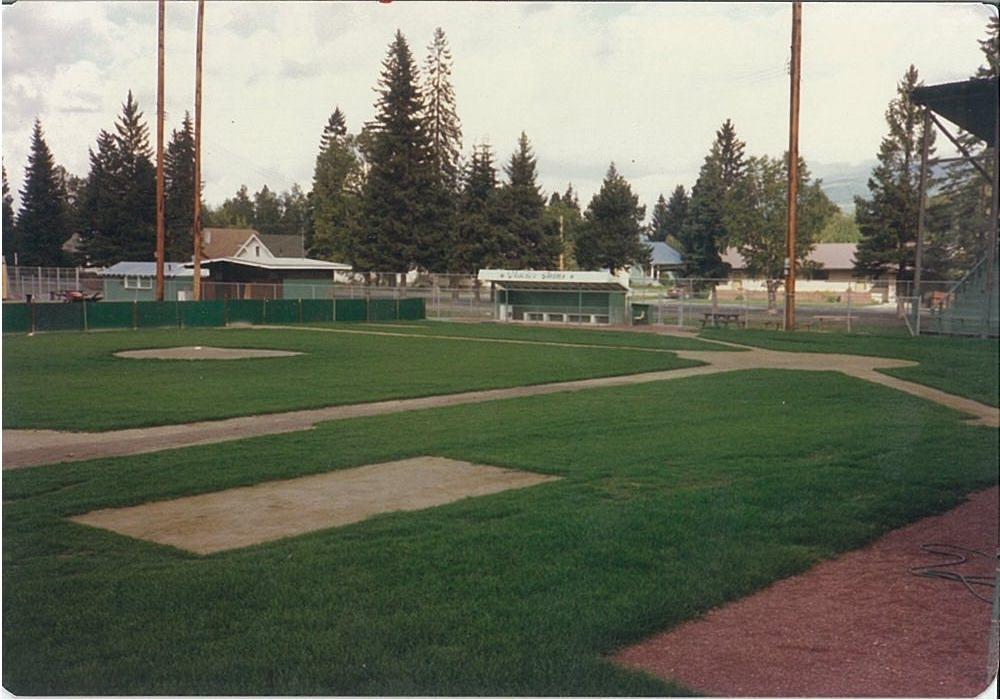 Bermuda Baseball Field