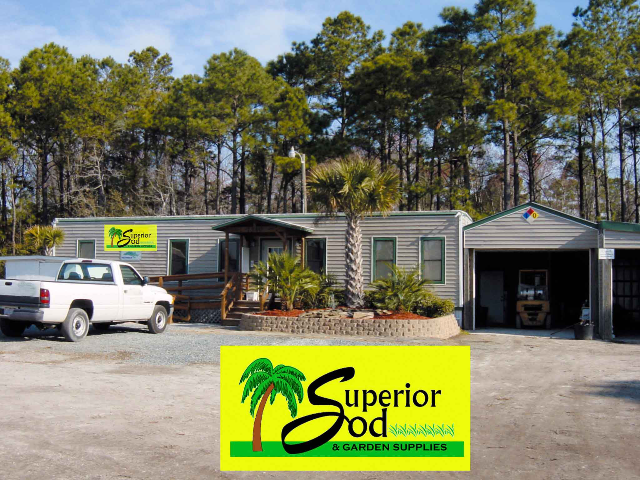 The best place to buy sod in North Carolina