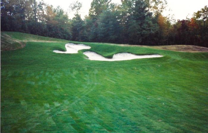 Golf Course Sodding